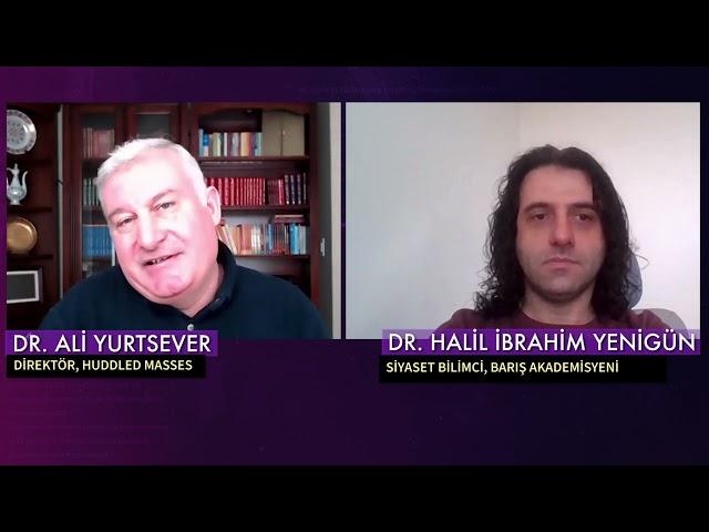 Susturulmuş Türkiye; Siyaset Bilimci, Barış Akademisyeni Halil İ. Yenigün