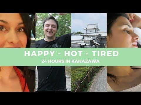 Our CRAZY Trip to Kanazawa!