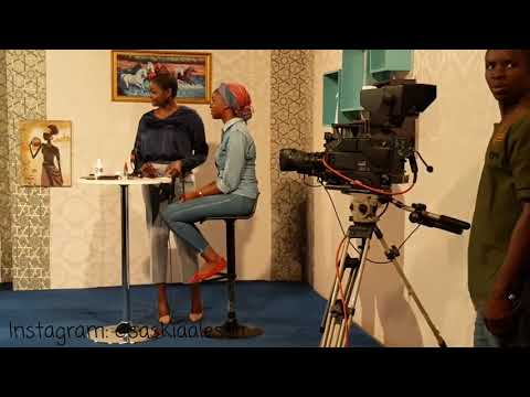 VLOG - My First TV appearance at CRTV (Cameroon Radio and Television )