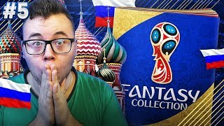 FANTASY COLLECTION #5 | WORLD CUP 2018