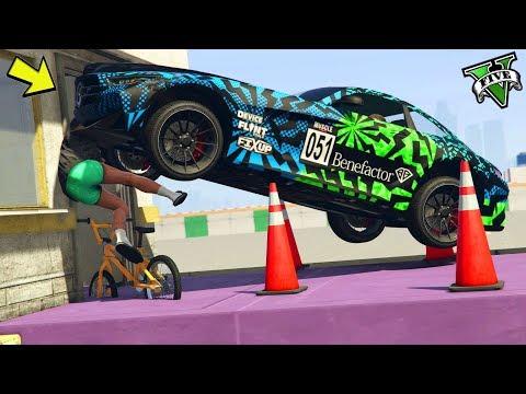 GTA 5 ONLINE 🐷 MERCEDES VS BMX !!! 🐷 LTS 🐷N*284🐷 GTA 5 ITA 🐷 DAJE !!!!!!!