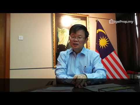 Chief Minister Chow Kon Yeow steering the course for Penang