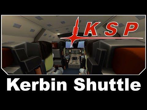 KSP Mods - Kerbin Shuttle Orbiter System