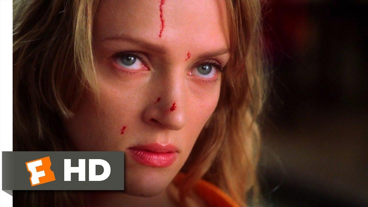 Kill Bill Vol 1 7 12 Movie Clip The Bride Arrives 2003 Hd Youtube