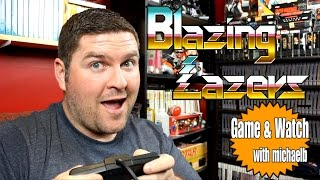 Blazing Lazers (TurboGrafx 16) Game & Watch with MichaelB