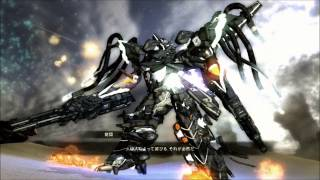 "ARMORED CORE VERDICT DAY ストーリー MISSION 10 ""MECHANIZED MEMORIES"" 【高画質】"