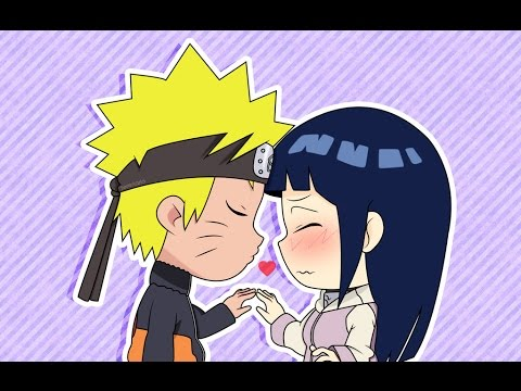 NaruHina AMV SD - Hung up