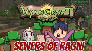 Wynncraft 1.17: Sewers Of Ragni Quest Guide!