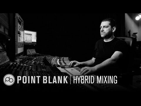 Hybrid Mixing: Analogue & Digital with Yoad Nevo (Sia, Goldfrapp)