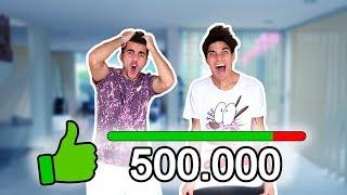 SE TATÚA NUESTROS NOMBRES POR 500.000 LIKES thumbnail