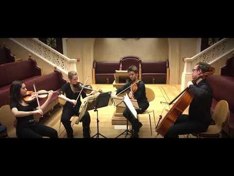 Brahms String Quartet No. 2 in A minor, II. Andante Moderato
