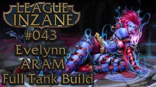 Spiel League of Legends: #43 - Evelynn FULL TANK BUILD ARAM ★ Let´s Play League of Legends
