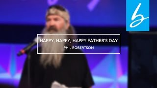 Happy, Happy, Happy Father's Day