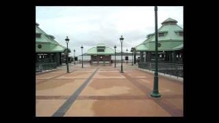 hong kong disneyland resort pier 香港迪士尼樂園碼頭