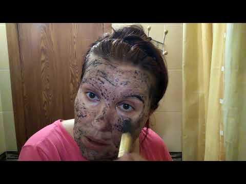 МАСКА -ДЕТОКС против БОТОКСА? Maska detox against botox?