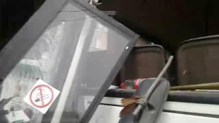Столкновение двух автобусов парализовало Московскую