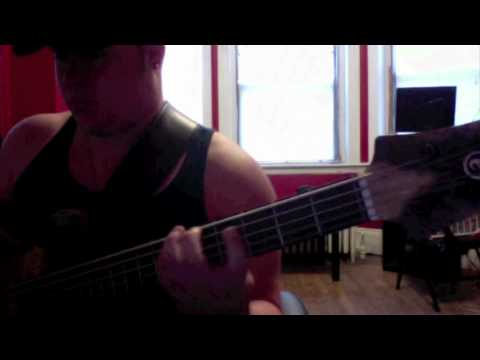 """Wade in The Water"" - Mary Mary - Bass Cover"