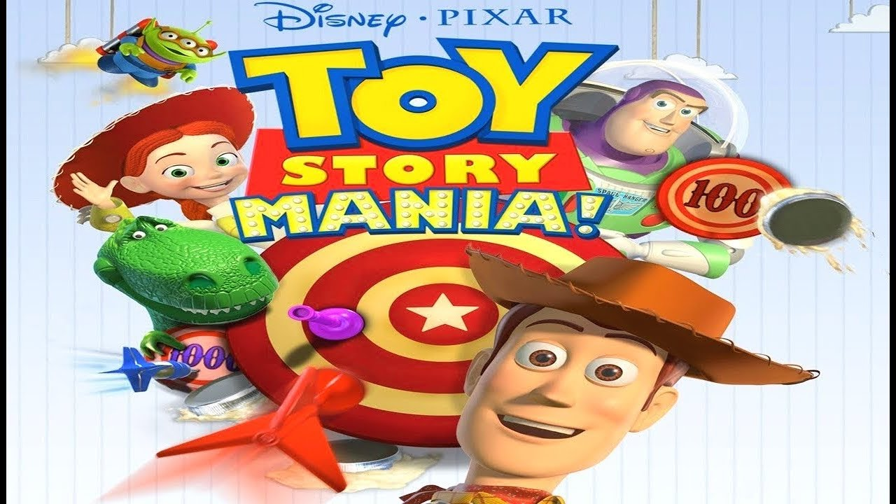 Toy Story Games Play Now : Disney pixar toy story mania cartoon movie