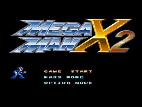 Mega Man X Legacy Collection - Mega Man X2
