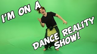 Egoraptor is on a DANCE REALITY SHOW?!