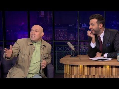 Вечерний Ургант - Виктор Сухоруков. Выпуск 522 от 7.10.2015