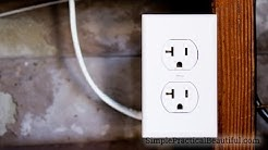 How to Add an Electric Outlet