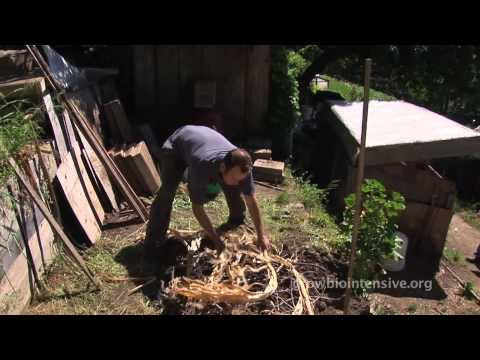 Session 5, Part A: GROW BIOINTENSIVE: A Beginner's Guide -- Composting