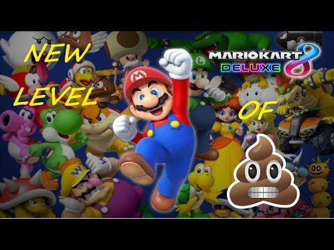 The Next Level Of Sh$tness! Mario Kart