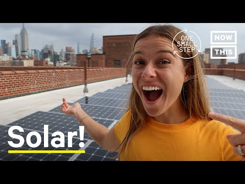 Should Every Rooftop Get Solar Panels? | One Small Step | NowThis