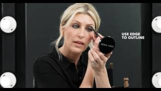 How To: Perfectly Defined Long-Wear Brow Pencil by Bobbi Brown Cosmetics