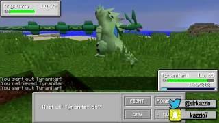 Minecraft : POKÉMON SAFARI #3 - RAYQUAZA?! COMO VOU CAPTURAR SEM MASTER BALL?!