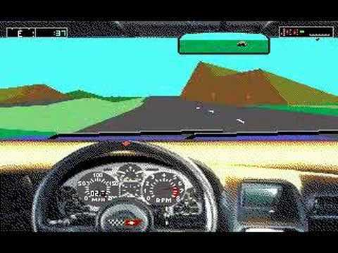 Test Drive III: The Passion