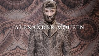 Alexander McQueen | Menswear Autumn/Winter 2018