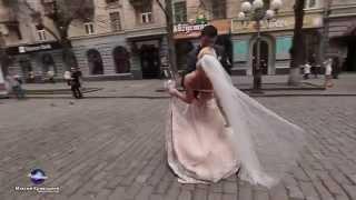 Полтава. Свадьба. Шикарный свадебный клип Давида и Анастасии.