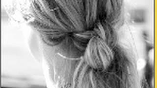 ☆ TREND 2011: SUPEŁ/ KNOT - MICHAEL KORS INSPIRED ŁATWA FRYZURA☆