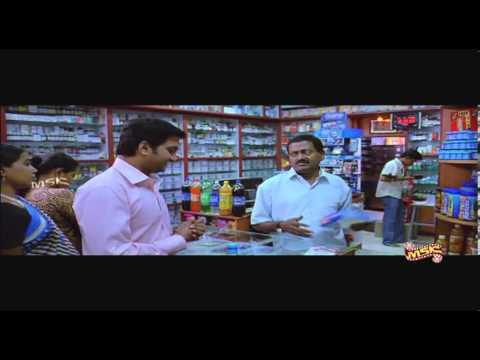 Santhanam Condom Comedy