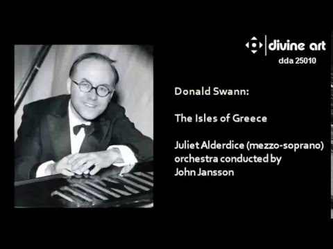 Donald Swann - The Isles of Greece