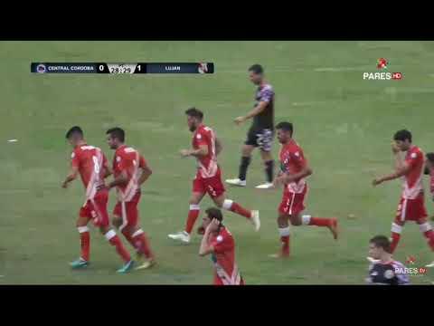 Primera C : CENTRAL CÓRDOBA DE ROSARIO 0 - 2 LUJÁN (Los Goles)