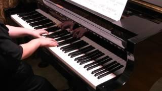 ユメニカケル/嵐(JAL CM 「FLY TO 2020」) ピアノ(ソロ)
