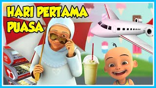 OPAH SALES OF CREAM ES!! THE FIRST DAY OF FASTING!! VERY HAPPY UPIN-ROBLOX UPIN IPIN
