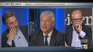 Otto e mezzo - Arata, l'Antimafia convoca Salvini (Puntata 12/06/2019)