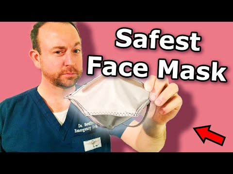 A Doctor Explains How to Make the Safest Face Mask
