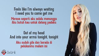 Into Your Arms - Ava Max (Lirik Lagu Terjemahan)
