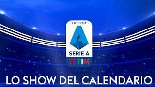 ⚽️ Calendario Serie A 2020/2021 Completo ⚽️