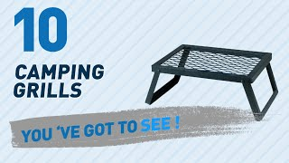 Stansport Camping Grills Collection // New & Popular 2017