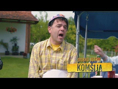 Cedo tvrdi da je Brankica glumila u filmovima za odrasle - Dobro jutro, komsija (BN Televizija 2019)