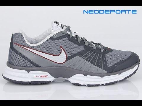 comerciante Noticias de última hora Cordelia  Zapatillas Nike Dual Fusion Tr 5 / 631464-013 - YouTube