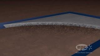 Can Synthetic Fibre Reinforce Concrete Slab on Grade Floors? - 3D Animation