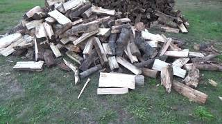 The Off Grid Project Car Troubles And More Fire Wood Delivered