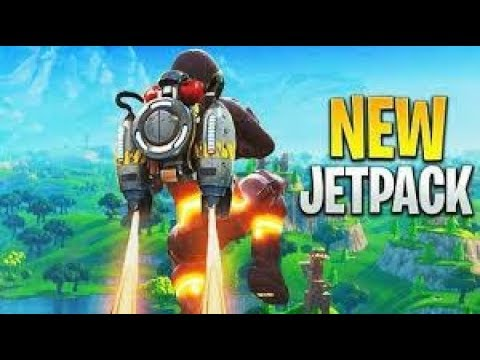 FORTNITE P *PAKISTAN* NEW JETPACK IN GAME